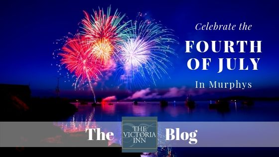 fourth of july Murphys California Gold Country Independence Day events fireworks lake