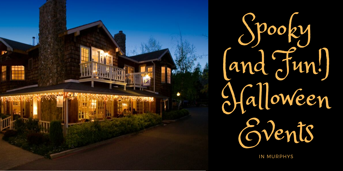 spooky and fun events in murphys california