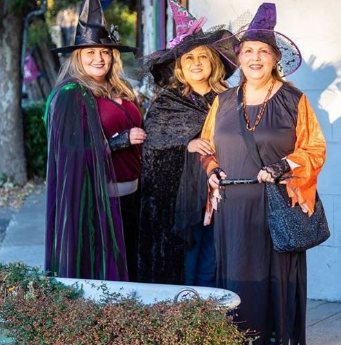 murphys witch walk
